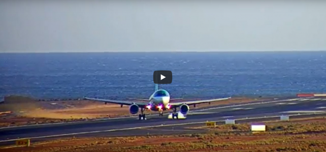 Go to Lanzarote Airport Webcam
