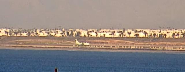 Lanzarote Airport Webcam from Arrecife