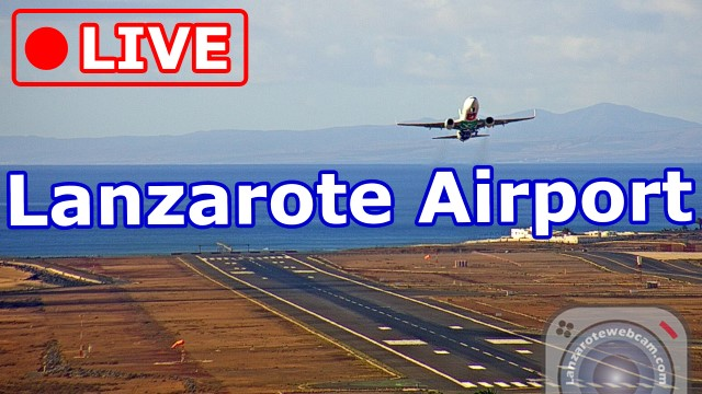 Live Lanzarote Airport