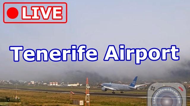 Live Tenerife Airport